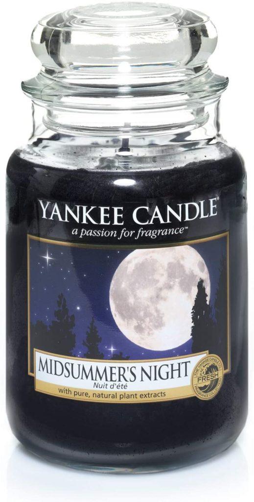 Bougie Yankee Candle Nuit d'été